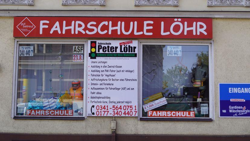 Fahrschule Löhr P. Leipzig Gohlis-Mitte 1