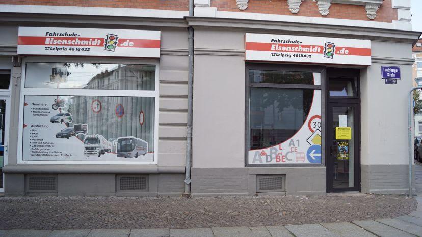 Fahrschule Verkehrsschule Udo Eisenschmidt GmbH Leipzig Gohlis-Mitte 1