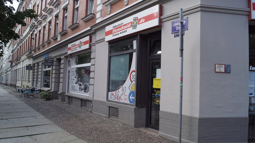 School Fahrschule Verkehrsschule Udo Eisenschmidt GmbH Leipzig Gohlis-Mitte 3