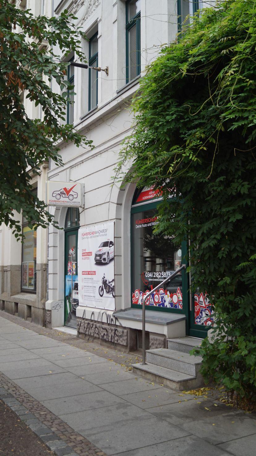 Fahrschule Leipzig - Führerscheinmacher Schleußig 5