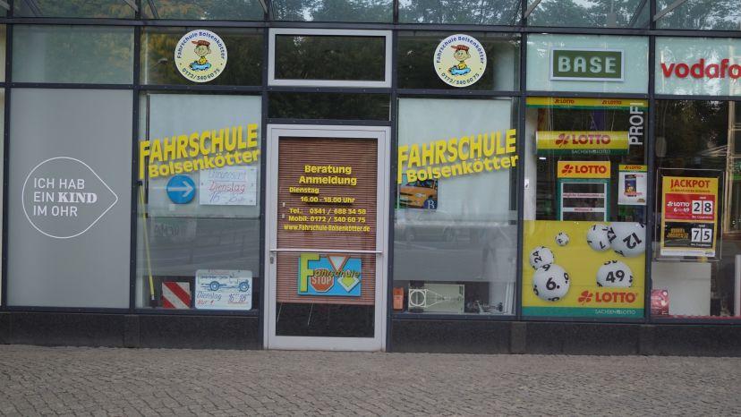 Fahrschule Bolsenkötter Leipzig Volkmarsdorf 1
