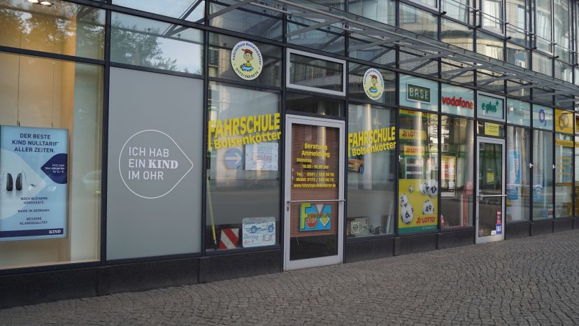 Fahrschule Bolsenkötter Leipzig Volkmarsdorf 3