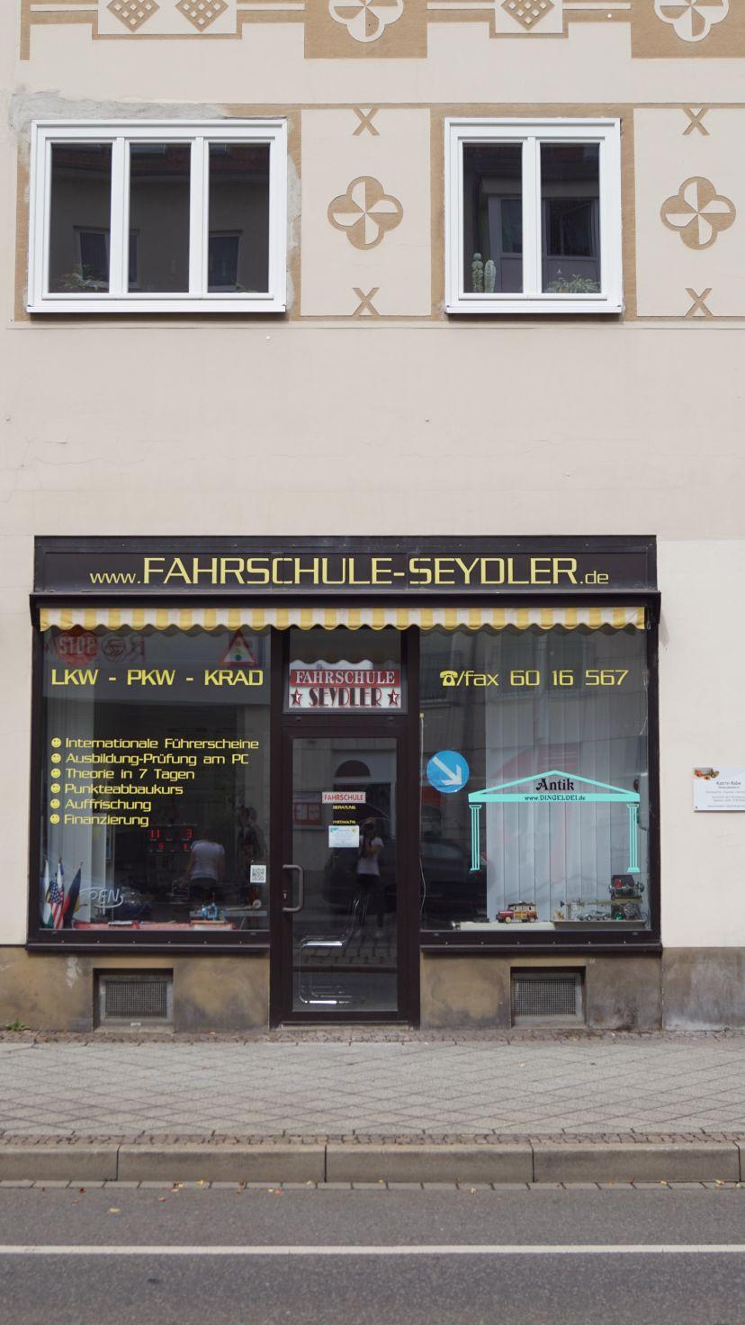 Fahrschule Seydler Plaußig-Portitz 1