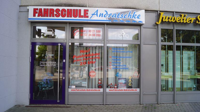 Fahrschule Andratschke J. Leipzig Gohlis-Nord 1