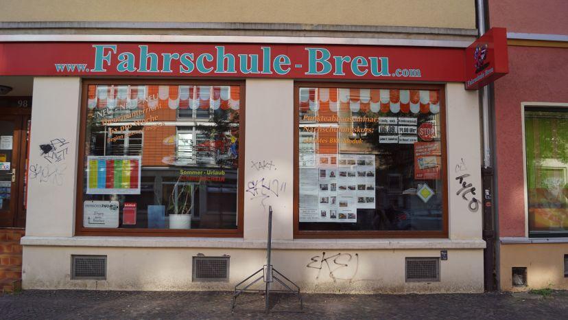 Fahrschule Breu Leipzig Mockau-Nord 1