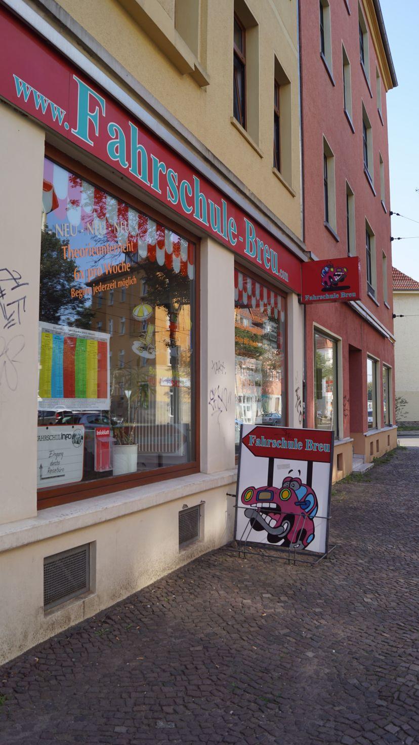 Fahrschule Breu Leipzig Mockau-Nord 3