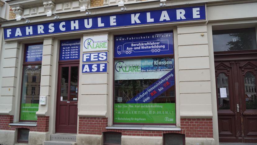 Fahrschule Klare Leipzig Altlindenau 1