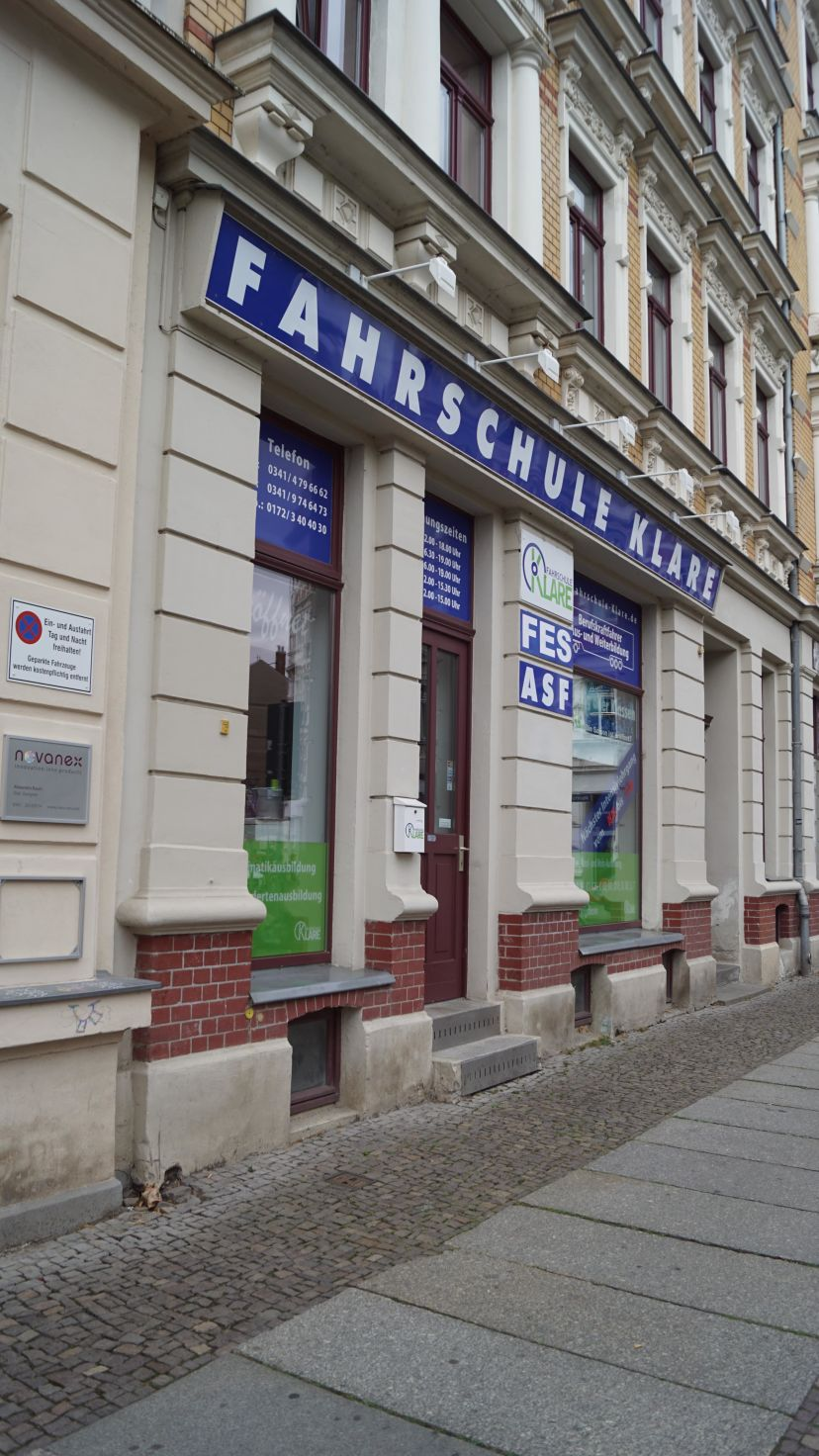 Fahrschule Klare Leipzig Altlindenau 3