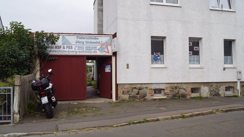 Fahrschule Schmid Jörg Leipzig Großzschocher 1