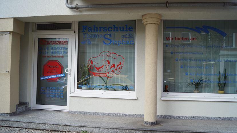 Fahrschule Stephan Thomas Gohlis-Süd 1