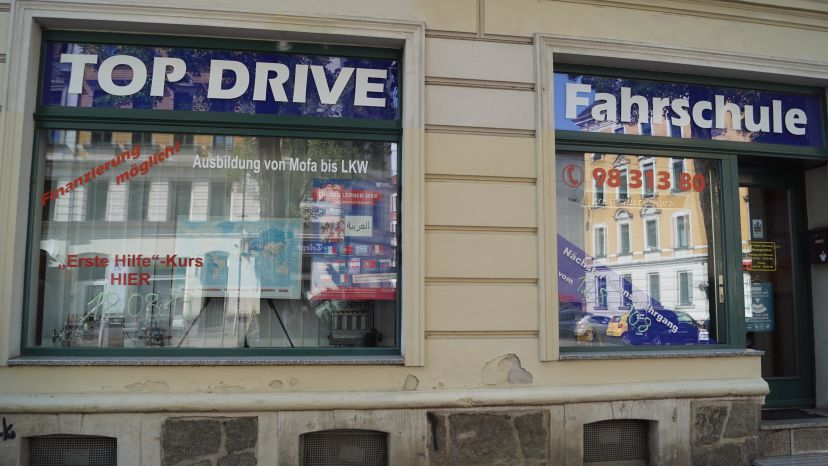 Fahrschule Top-Drive  Inh. Ralf Henel Leipzig Connewitz 1