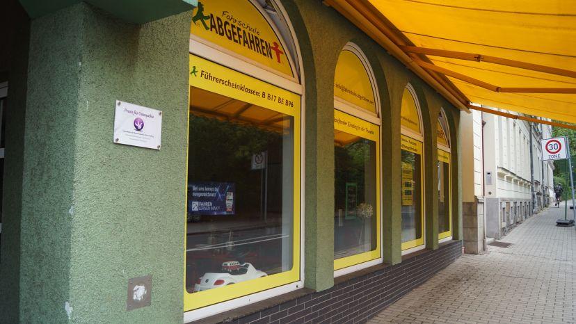 Fahrschule Lieberwirth, Silke Abgefahren Gohlis-Süd 2