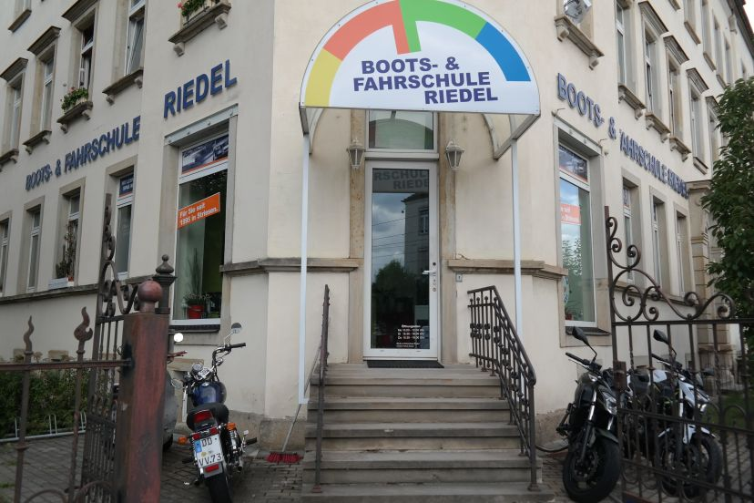 Fahrschule Riedel Striesen-Ost 1