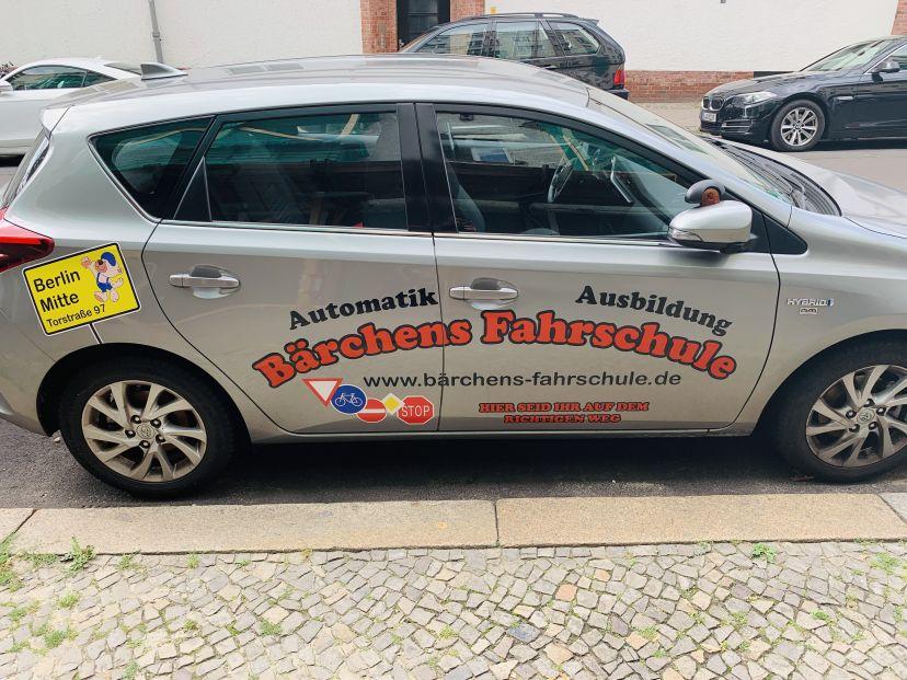 Fahrschule Bärchens - Mitte Berlin 4