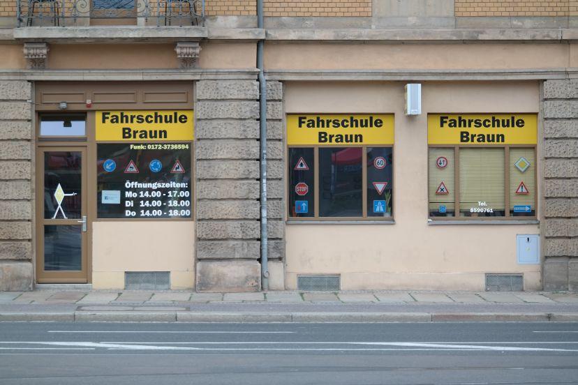 Fahrschule Braun René Dresden Friedrichstadt 1