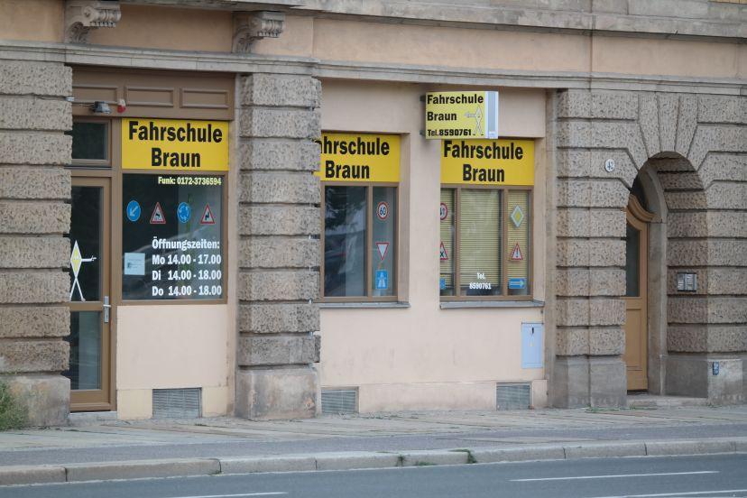 Fahrschule Braun René Dresden Friedrichstadt 2