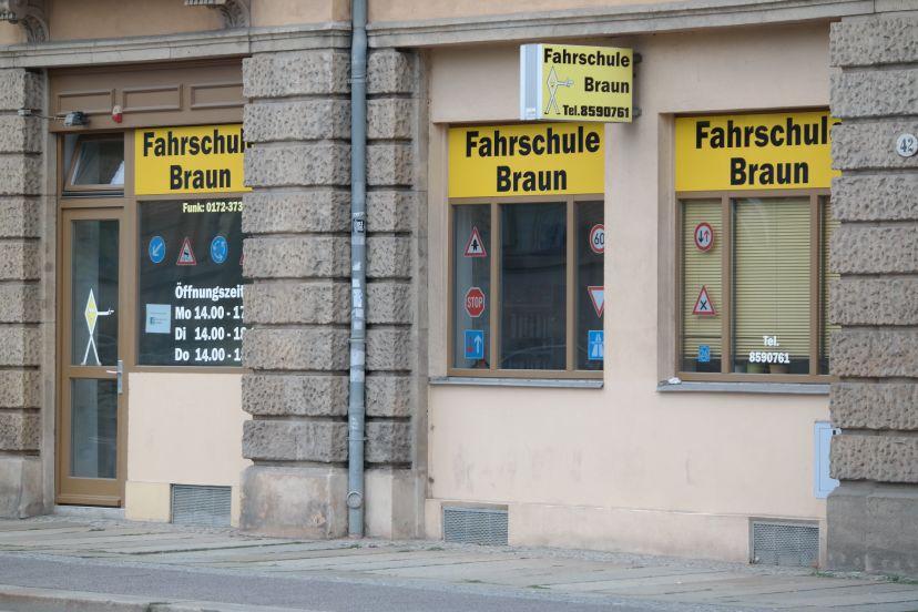 Fahrschule Braun René Dresden Friedrichstadt 3