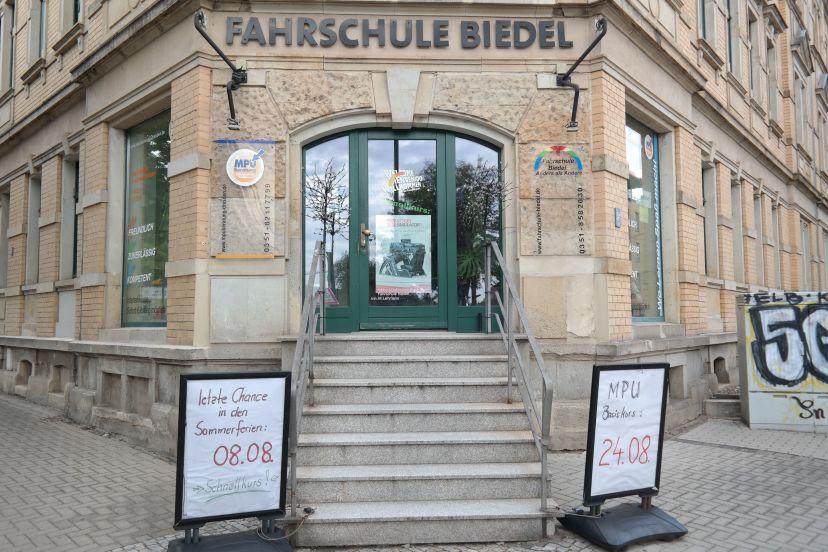 Fahrschule Biedel Pieschen-Süd 2