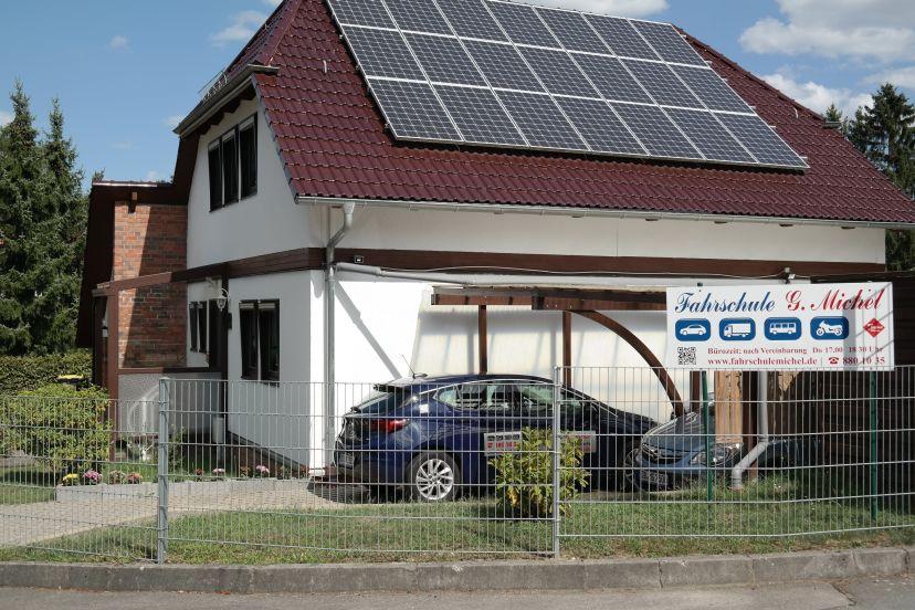 Fahrschule Michel Industriegebiet Klotzsche 4