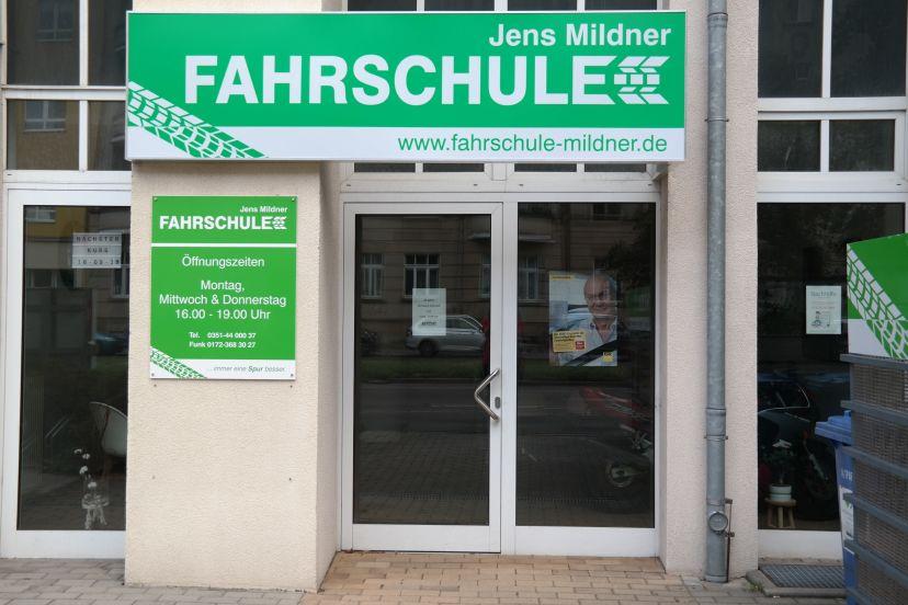Fahrschule Mildner  Dresden Striesen-Süd 1