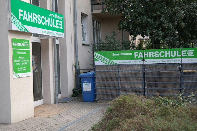 Fahrschule Mildner  Dresden Striesen-Süd 2
