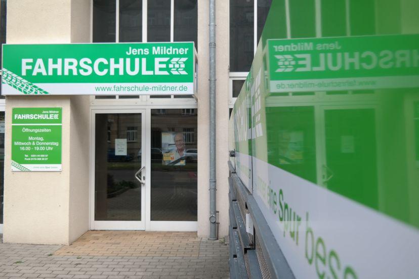 Fahrschule Mildner  Dresden Striesen-Süd 3