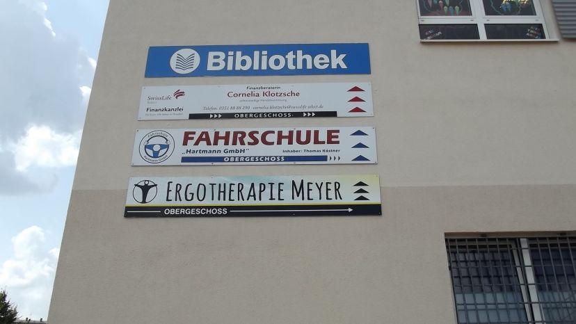Fahrschule Hartmann GmbH Dresden Klotzsche 1