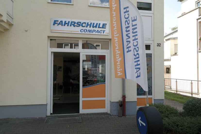 Fahrschule Compact Hanusch Dresden Leubnitz-Neuostra 1