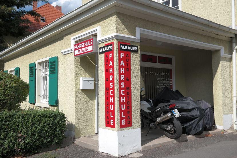 Fahrschule M. Bauer Dresden Plauen 3