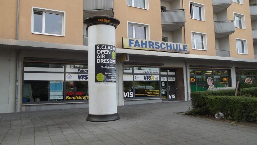 Fahrschule VIS-A-vis GmbH Dresden Pirnaische Vorstadt 2