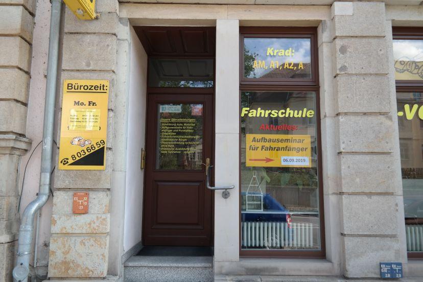 Fahrschule Voss Radeberger Vorstadt 1