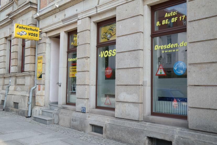 Fahrschule Voss Radeberger Vorstadt 3