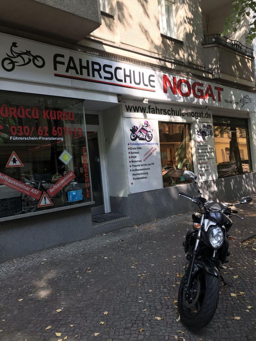 Fahrschule Nogat Yakan GmbH Berlin Bezirk Neukölln 1