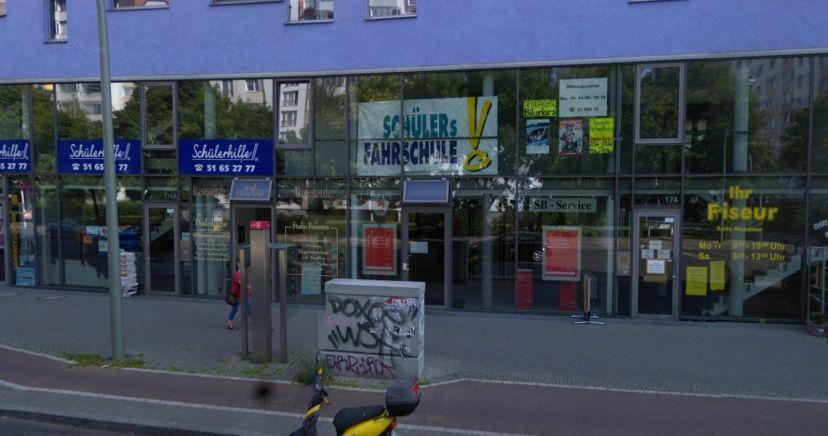 School Schülers Fahrschule - Sewanstraße Berlin Lichtenberg 1