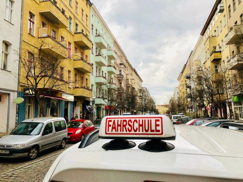 Fahrschule Verkehr Human Kreuzberg 3