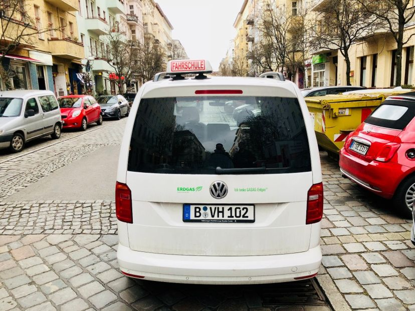 Fahrschule Verkehr Human Kreuzberg 2