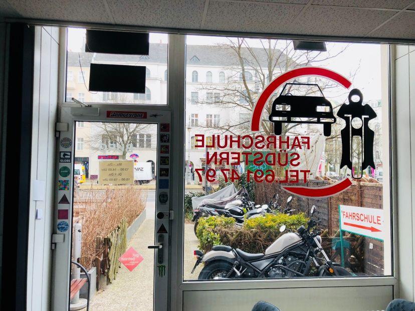 Fahrschule Südstern Kreuzberg 4