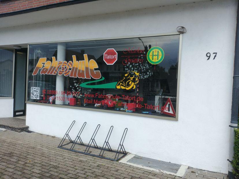 Fahrschule Tatort Dorsten Rhade 1