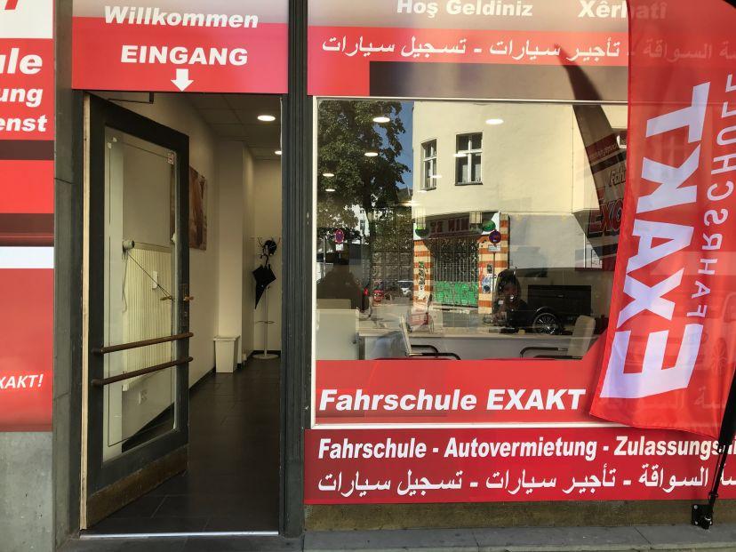 Fahrschule Exakt GmbH Berlin Bezirk Neukölln 1