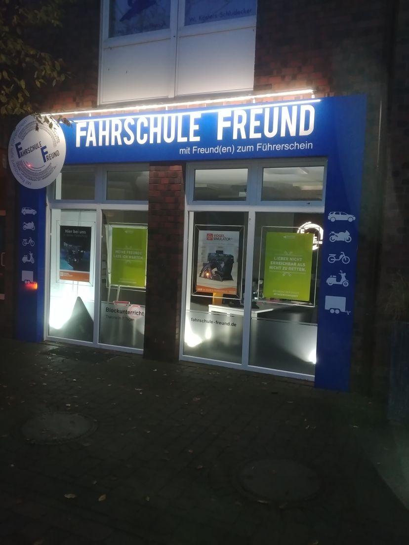 School Fahrschule Marc-André Freund Senden 1