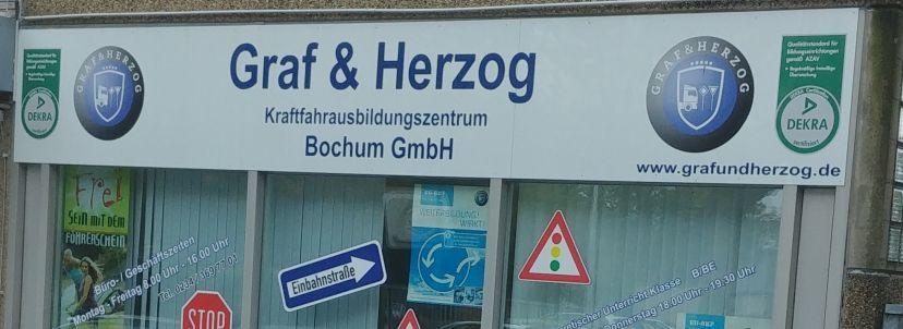 Fahrschule Graf & Herzog Kraftfahrausbildungszentrum Bochum GmbH Langendreer 1