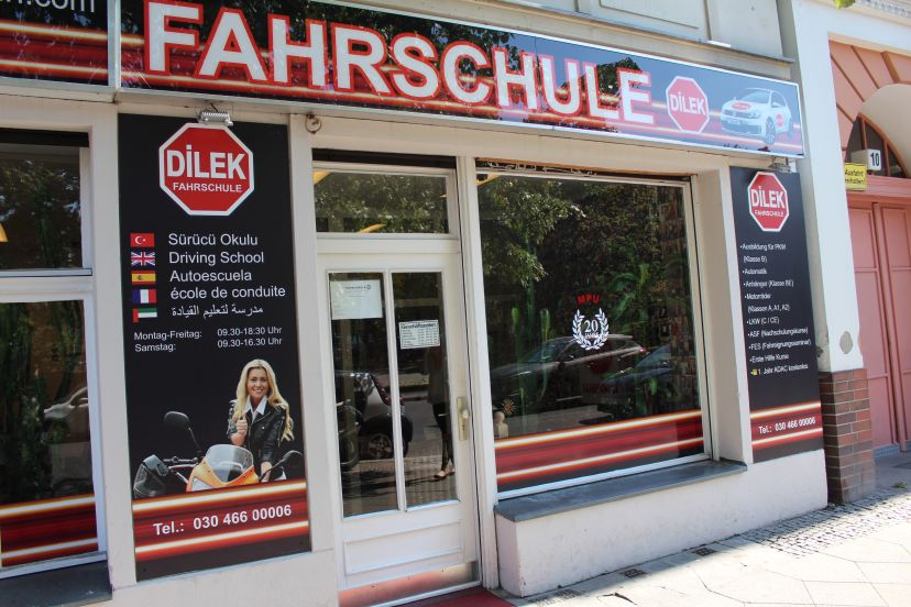 Fahrschule DILEK Tirkes GmbH Wedding 1