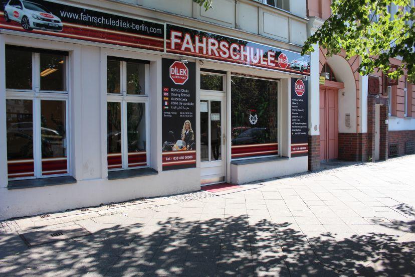 Fahrschule DILEK Tirkes GmbH Wedding 2
