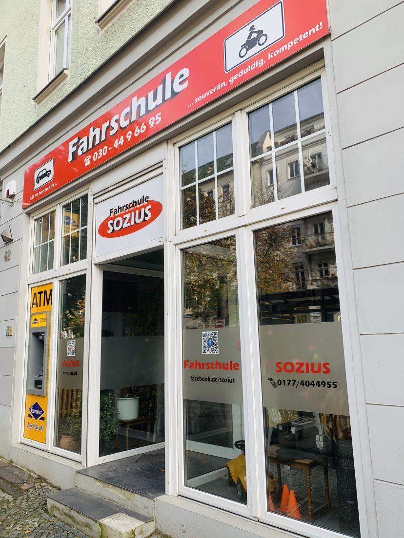 Fahrschule Sozius Berlin Mitte 1