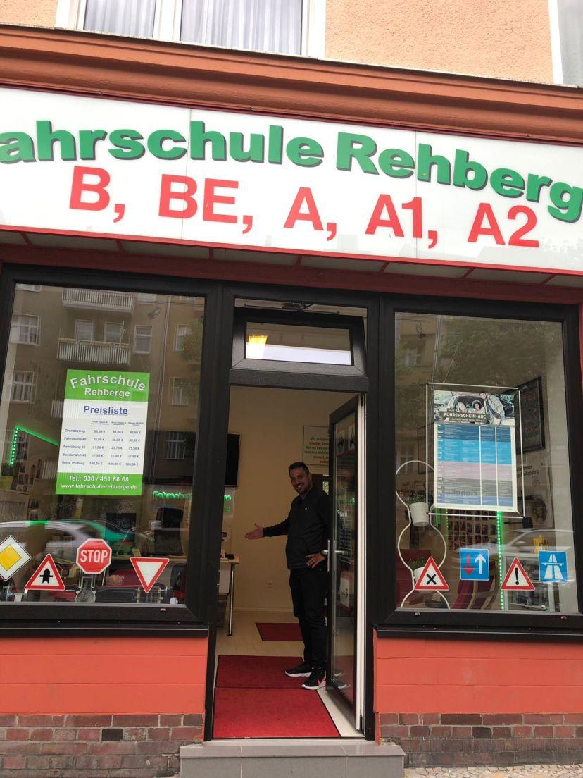 Fahrschule Rehberge Wedding 4