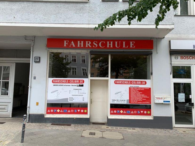 School Fahrschule Colibri Berlin 1