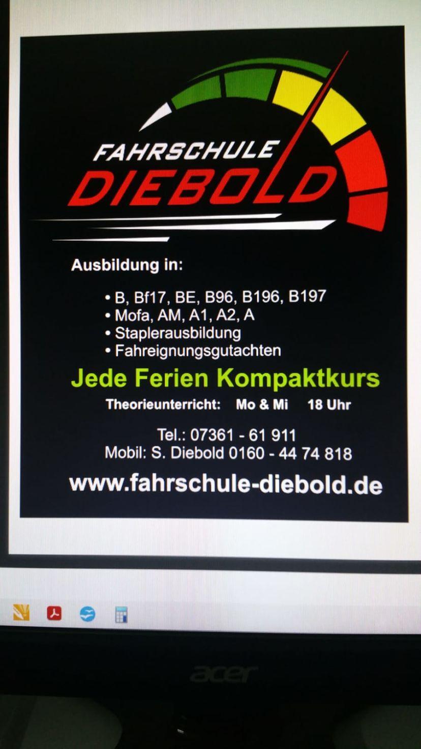 Fahrschule Diebold Aalen 2