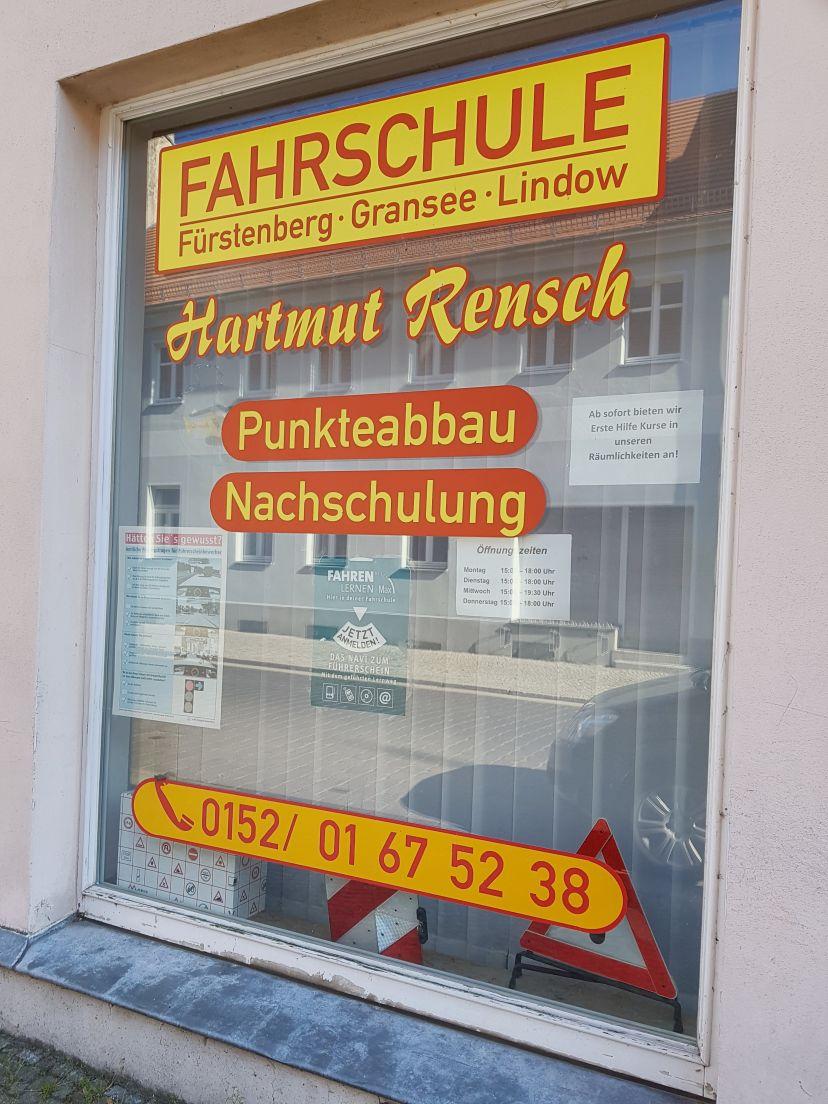 Fahrschule Hartmut Rensch UG Sonnenberg 1