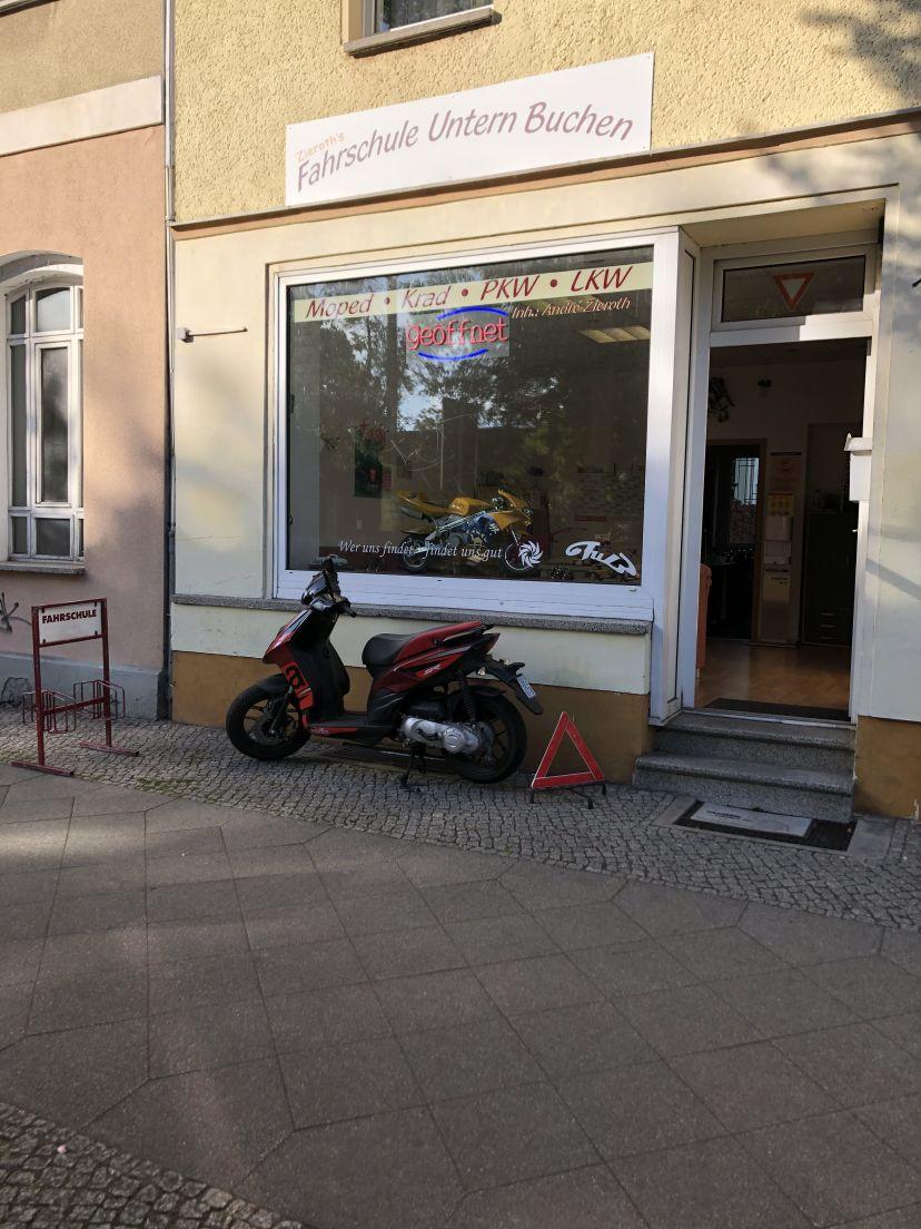 Fahrschule Untern Buchen Inh. Andre Zieroth Eberswalde 1