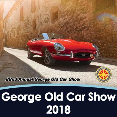 George Old Car Show Photo Booth 2018